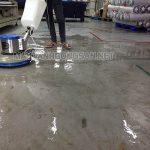 Sử dụng máy đánh bóng sàn bê tông giúp nâng cao tuổi thọ cho mặt sàn