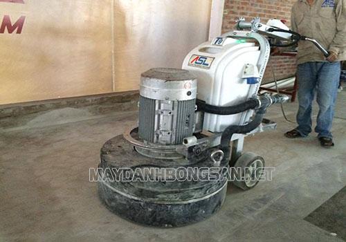Máy mài sàn bê tông có ưu điểm giá thành rẻ