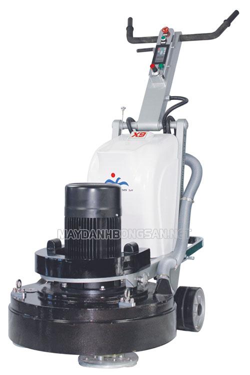 Mua máy mài sàn bê tông chính hãng để đảm bảo hiệu quả mài, đánh bóng sàn