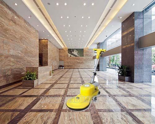 Máy đánh bóng sàn siêu tốc Camry BF 527 giúp sàn trở lên sạch sẽ sáng bóng