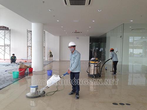 Máy chà sàn HiClean HC 522 – lựa chọn lý tưởng cho công tác vệ sinh văn phòng