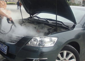 Máy giặt thảm hơi nước nóng dùng trong vệ sinh xe ô tô