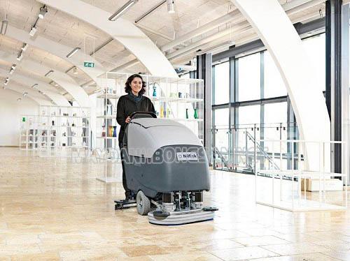 Máy chà sàn đơn và máy chà sàn liên hợp
