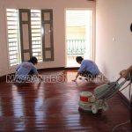 Quy trình sử dụng máy đánh bóng sàn gỗ