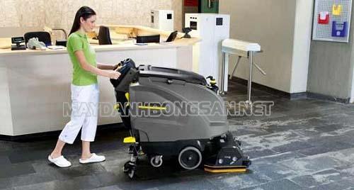 Máy đánh bóng sàn Karcher – Thiết bị dành cho người tiêu dùng