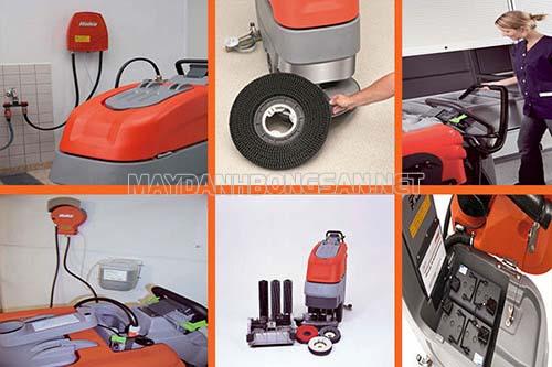 Các lỗi máy chà sàn công nghiệp thường gặp và cách khắc phụ