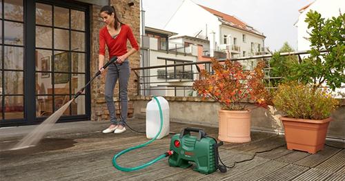 Máy xịt rửa xe – thiết bị xịt rửa vệ sinh tốt nhất cho mọi nhà