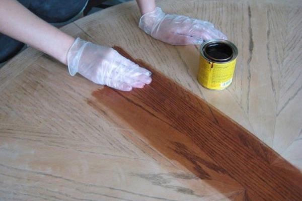 Cách xử lý sàn gỗ bị mốc