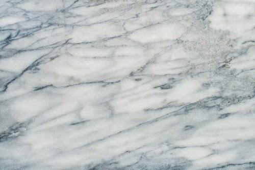 Đá Marble trắng vân mây