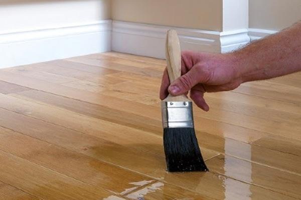 Sơn chống mốc cho sàn gỗ