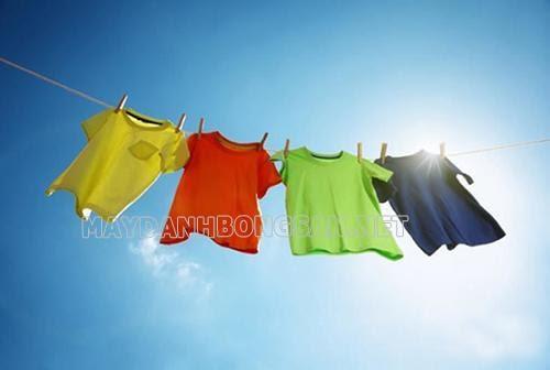 Cách giặt quần áo không bị phai màu