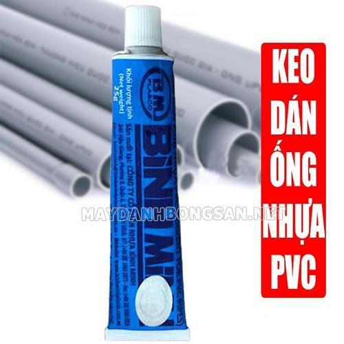Cách tẩy keo dán ống nhựa PVC trên quần áo