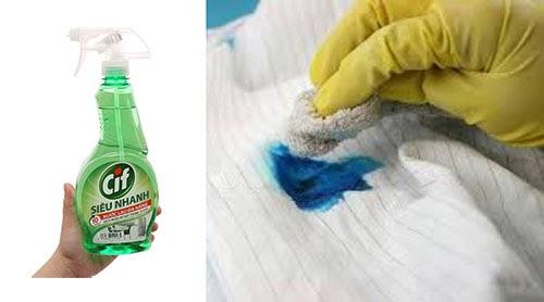 Cách làm sạch keo silicon trên quần áo