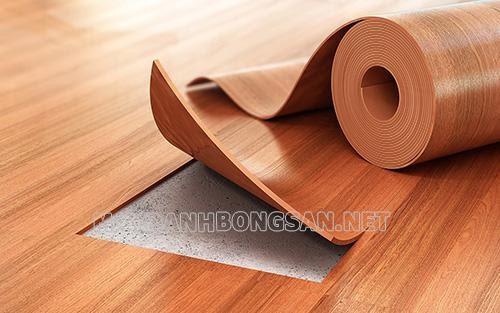 Sàn vinyl là gì