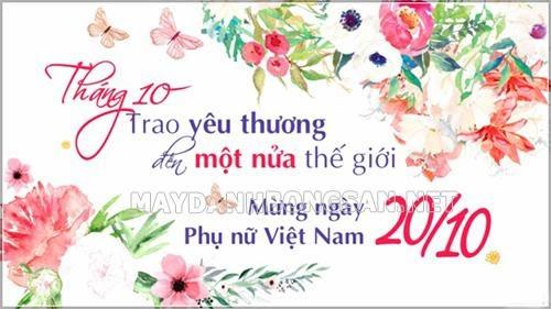 Ngày phụ nữ Việt Nam là ngày nào