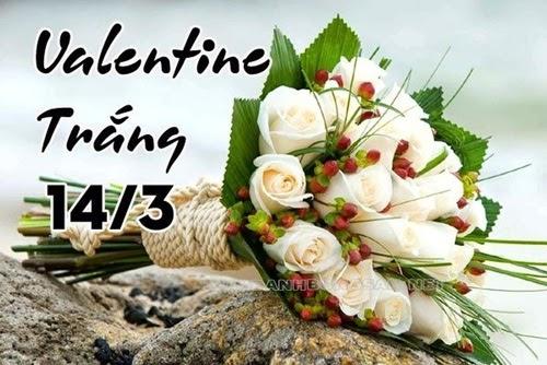 valentine trắng là ngày gì