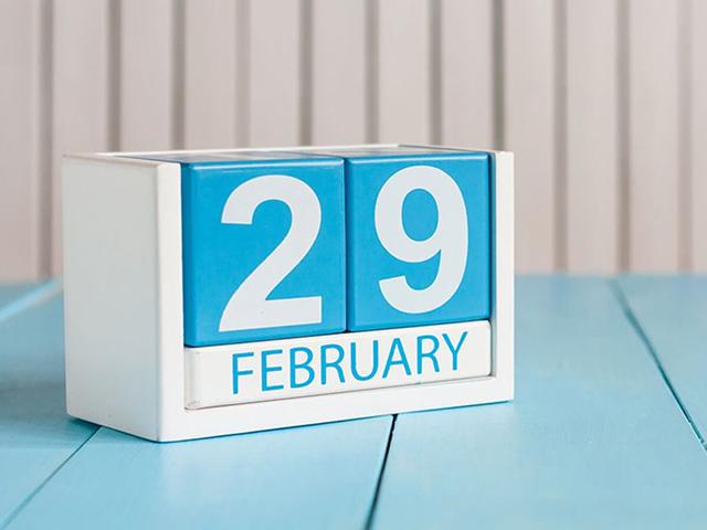 Năm nhuận tháng 2 có bao nhiêu ngày?