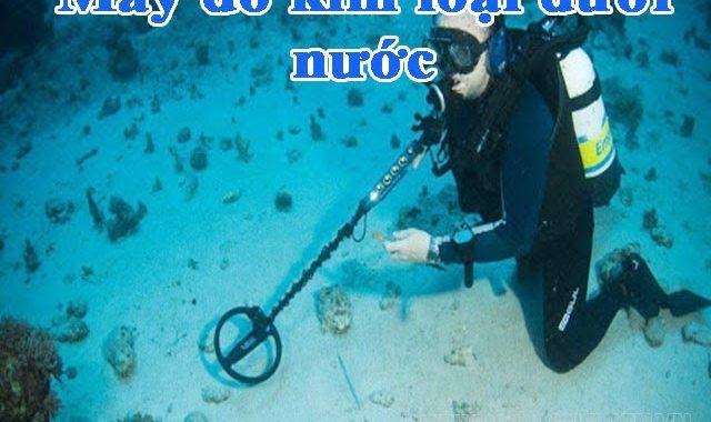 Máy dò kim loại dưới nước là thiết bị như thế nào?